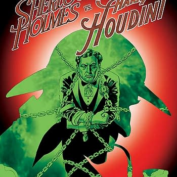 Writers Commentary &#8211 Sherlock Holmes Vs. Harry Houdini