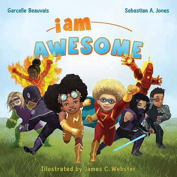 I Am Awesome Encourages Self-Discovery Through Imagination
