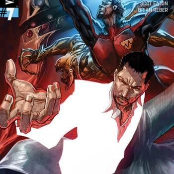 Valiant Previews – Bloodshot Reborn #5 And Imperium #7