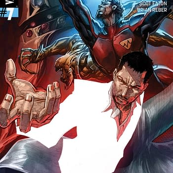 Valiant Previews &#8211 Bloodshot Reborn #5 And Imperium #7