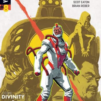 2 New Previews For Valiant Titles: X-O Manowar #40 and Imperium #8