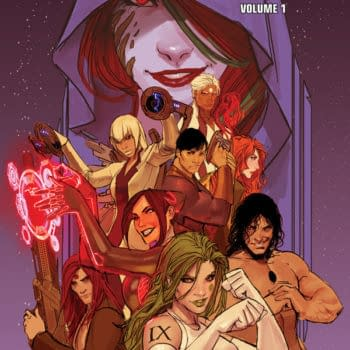 IXth Generation, Tithe And Sunstone Trades Hit Stores This Week From Top Cow