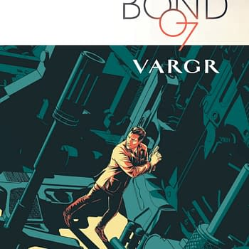 Warren Ellis Will Be Writing James Bond For At Least A Year