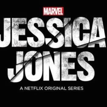 The New Jessica Jones Logo And When We Might See The Debut