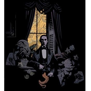 New Dark Horse Prose Anthology 'Children Of Lovecraft' Will Have Mignola Cover