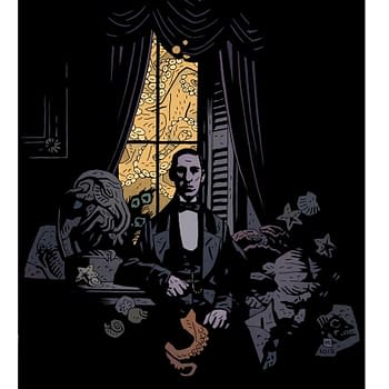 New Dark Horse Prose Anthology Children Of Lovecraft Will Have Mignola Cover