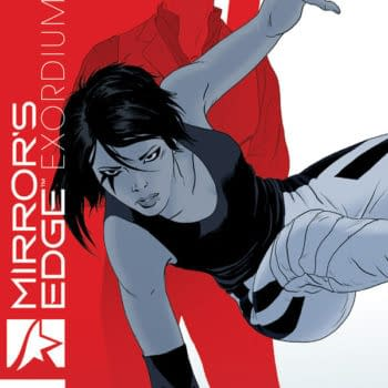 Catch Her If You Can: Preview Mirror's Edge: Exordium #1 From Dark Horse