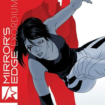 Catch Her If You Can: Preview Mirrors Edge: Exordium #1 From Dark Horse