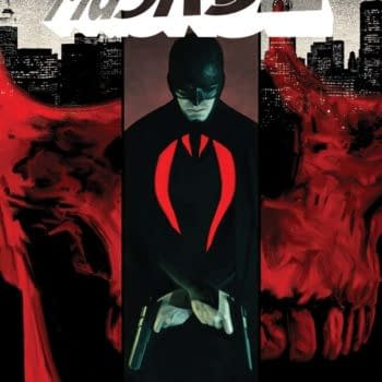 Colton Worley's New Cover For Masks 2 #6