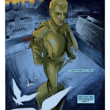 How The Remastered Miracleman By Gaiman And Buckingham Compares To The Original