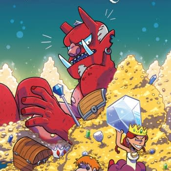 Beware The Glowing Dragon! Preview The First Five Pages Of Munchkin #8