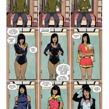 We Can Never Go Home Heads To Costume-Altering Reprint For #3 (UPDATE)
