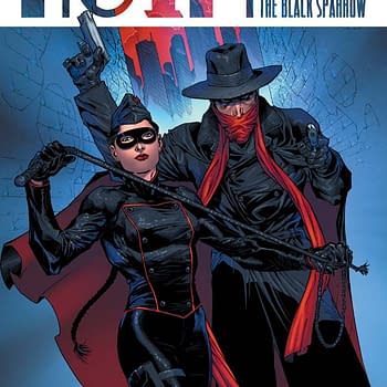Free On Bleeding Cool &#8211 Noir #1 By Gischler And Mutti