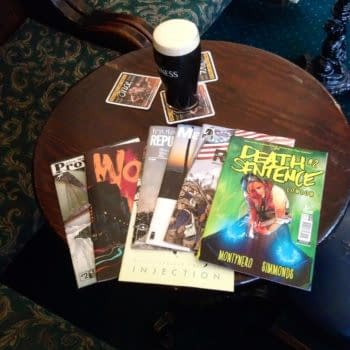 Three Days in Dublin: Comics And Cons