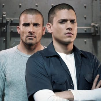 Prison Break doesn't look to be coming back any time soon (Image: FOXTV)