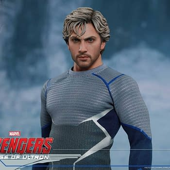 Hot Toys Releases Images Of New Quicksilver 1/6th Scale Figure