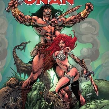 """""""Sword Stabbings And Wizards Spelling Gets My Blood Pumping"""" – Victor Gischler On Red Sonja / Conan"""
