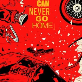 Bleeding Cool Bestseller List – 30th August 2015 – We Can Never Go Home, Old Man