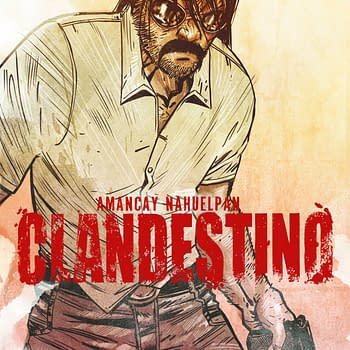 Preview 9 Pages Of Ultra-Violent Lush Clandestino From Black Mask