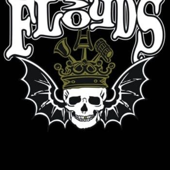 Brian Azzarello And Simon Bisley's Three Floyds Hits In November From Heavy Metal