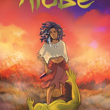 Ashley A Woods Cover For Niobe: She Is Life