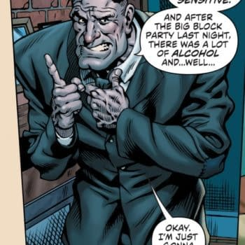 The Truth About Big Shot In Today's Secret Six (SPOILERS)