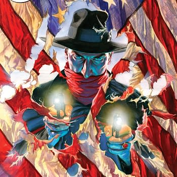 Free On Bleeding Cool &#8211 The Shadow #7 By Gischler And Herbert