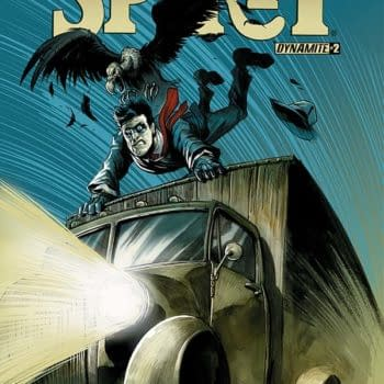 """""""When Dynamite First Offered Me The Gig I Said No."""" – Matt Wagner On Writing The Spirit"""