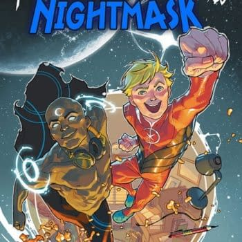 Diversity An Important Issue For Marvel's New College Comic Starbrand And Nightmask