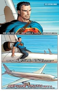 John Romita Jr Leaves Superman For An Exciting New Project&#8230
