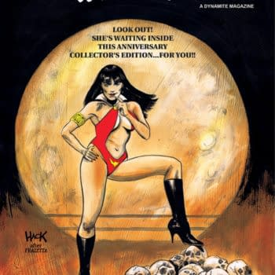 Vampirella #1969 Celebrates Over 45 Years Of The Horror Icon