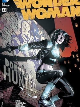 Meredith And David Finch On Redeeming Donna Troy