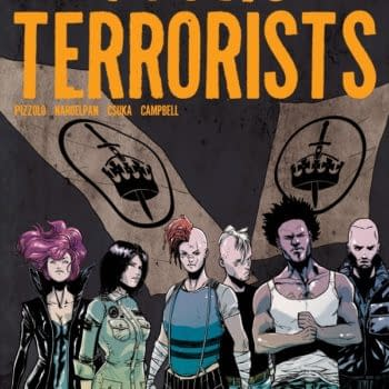 All 13 Young Terrorists #1 Hip-Hop Retailer Exclusive Covers, From Black Mask