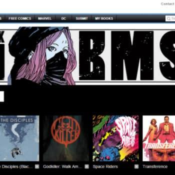 Black Mask Jumps On ComiXology And Kindle