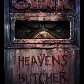 Orwellian, Nightmarish, Brutal – There's Still Time To Back The Oink Icon Edition