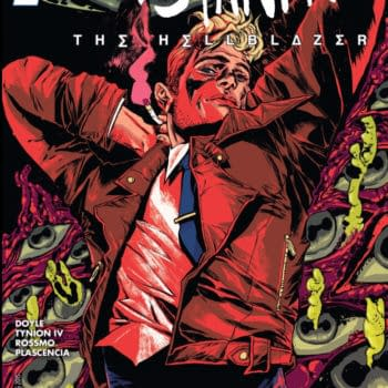'He's An Emotionally And Socially Conscious Character' –  Ming Doyle Talks Constantine: The Hellblazer At Boston Comic Con