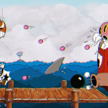Take A Look At The Pencil Animation For Cuphead