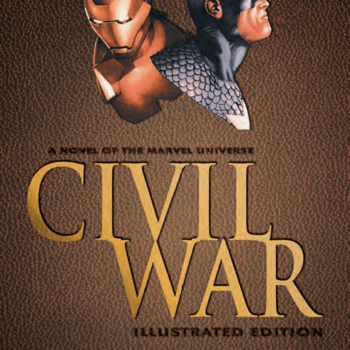 Preview Of The Civil War Illustrated Prose Novel By Stuart Moore And Steve McNiven