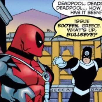 The Moment Deadpool First Broke The Fourth Wall (Secret Wars Spoilers)