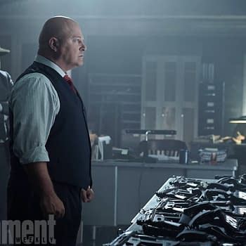 First Look At Michael Chiklis In Season 2 Of Gotham