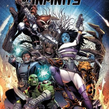 Marvel To Publish 'Guardians Of Infinity' (Confirmation UPDATE)