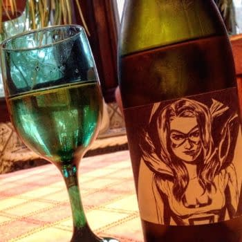 Booze Geek Lunches With Iconic Wines