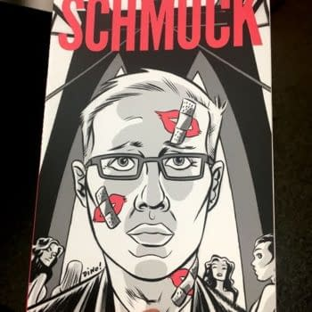 Jonathan Ames Introduces Schmuck As 'Funny, Honest, & Brave', Plus First Look