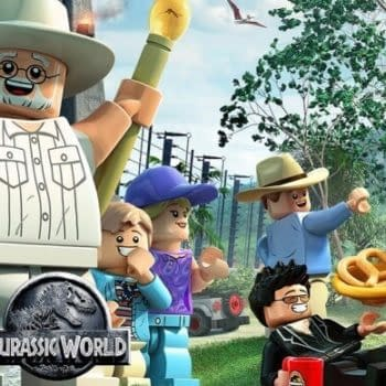 LEGO Jurassic World Was The Best Selling Game In July