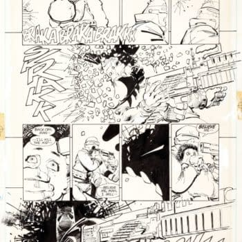 Original Art From Dark Knight To Shuster Superman To Frazetta At Heritage Auctions – And A Way To Fund Kubert School Scholarships