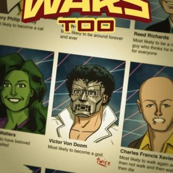 Kate Leth, Sergio Aragones And Reilly Brown Join Jonathan Hickman For Secret Wars Parody Comic From Marvel