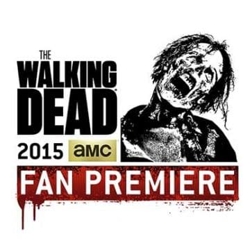 Walking Dead Season 6 Premiere At Madison Square Garden For The NYCC Super Week