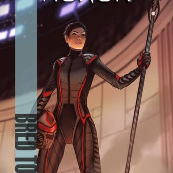 Top Cow Previews: Poseidon IX and Tales Of Honor: Bred To Kill
