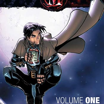 From Vampire Victim To Chosen One Crimson Vol. 1 HC Is Coming