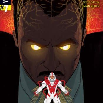 Star Trek/Green Lantern #1 Goes To 3rd Printing, Imperium #7 Goes To 2nd